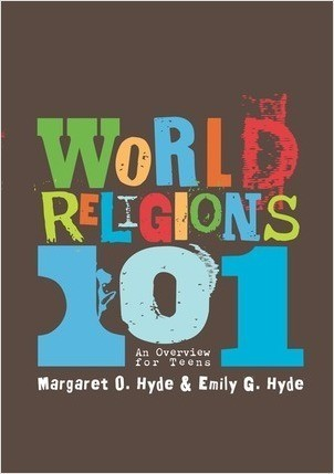 Cover: World Religions 101, 2nd Edition: An Overview for Teens