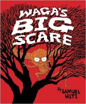 Cover: Waga's Big Scare