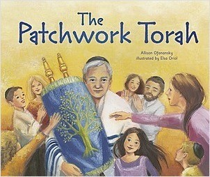 Cover: The Patchwork Torah