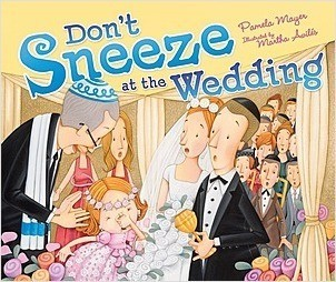 Cover: Don't Sneeze at the Wedding