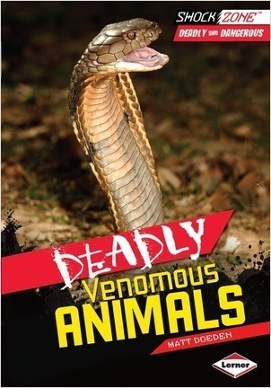 Cover: Deadly Venomous Animals