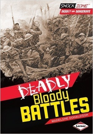 Cover: Deadly Bloody Battles