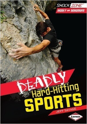 Cover: Deadly Hard-Hitting Sports