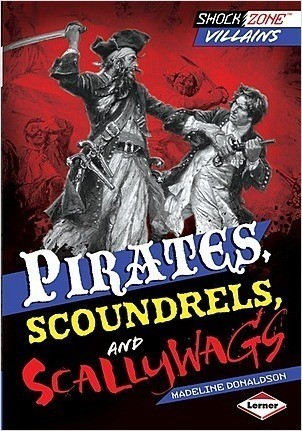 Cover: Pirates, Scoundrels, and Scallywags