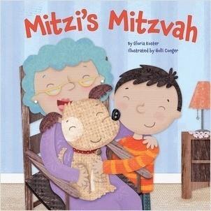 Cover: Mitzi's Mitzvah