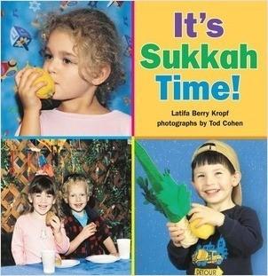 Cover: It's Sukkah Time!