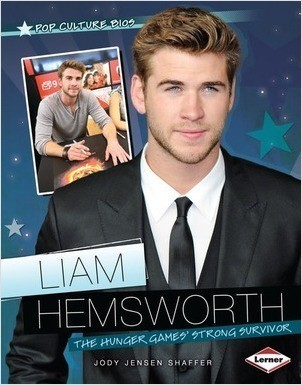 Cover: Liam Hemsworth: The Hunger Games' Strong Survivor