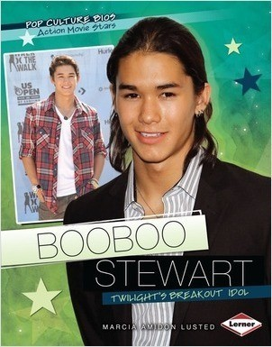 Cover: Booboo Stewart: Twilight's Breakout Idol