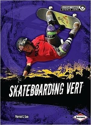 Cover: Skateboarding Vert