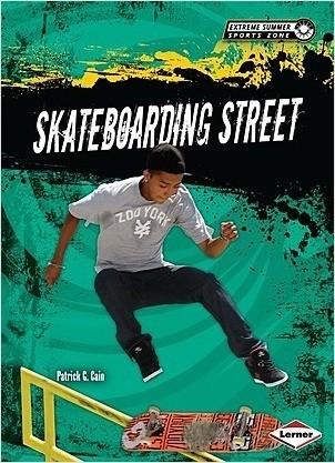 Cover: Skateboarding Street