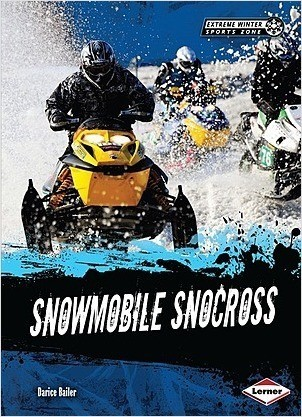 Cover: Snowmobile Snocross