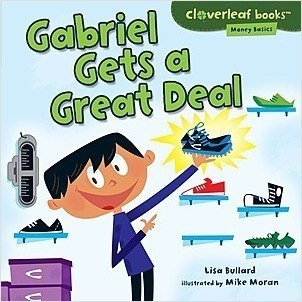 Cover: Gabriel Gets a Great Deal