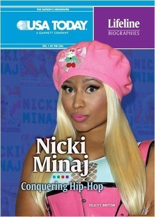 Cover: Nicki Minaj: Conquering Hip-Hop