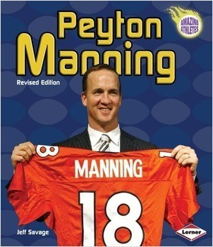 Cover: Peyton Manning, 3rd Edition