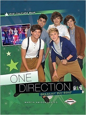 Cover: One Direction: Breakout Boy Band