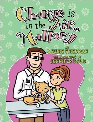 Cover: Change Is in the Air, Mallory