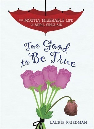 Cover: The Mostly Miserable Life of April Sinclair — eBook Set