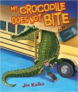 Cover: My Crocodile Does Not Bite