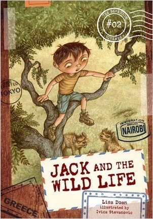 Cover: Jack and the Wild Life