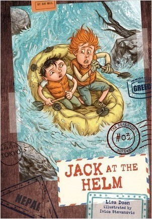 Cover: Jack at the Helm
