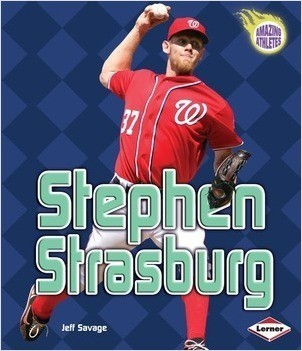 Cover: Stephen Strasburg