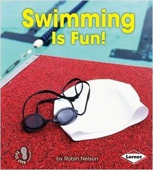 Cover: Swimming Is Fun!