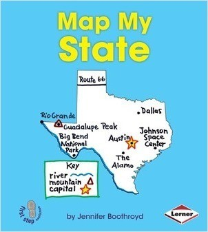 Cover: Map My State