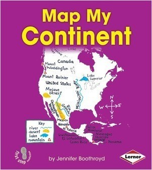 Cover: First Step Nonfiction — Map It Out — eBook Set