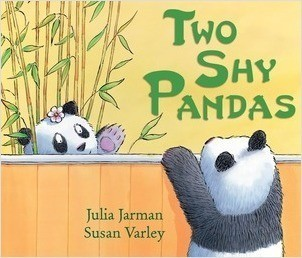 Cover: Two Shy Pandas