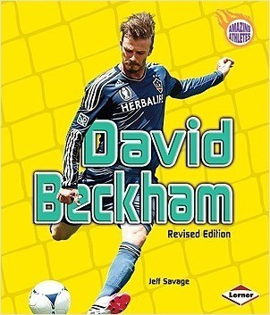 Cover: David Beckham, 2nd Edition