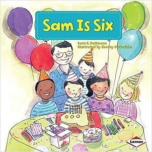 Cover: Sam Is Six