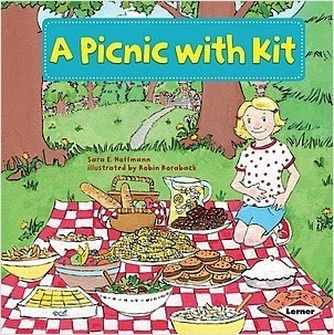 Cover: A Picnic with Kit