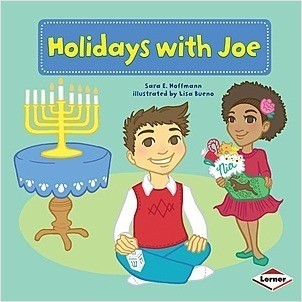 Cover: Holidays with Joe