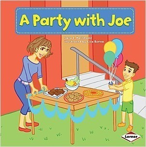 Cover: A Party with Joe