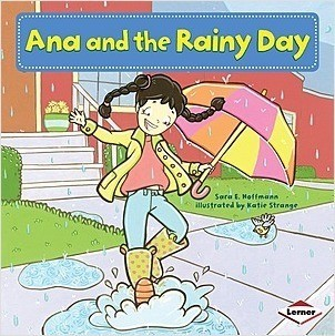 Cover: Ana and the Rainy Day