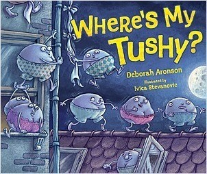 Cover: Where's My Tushy?