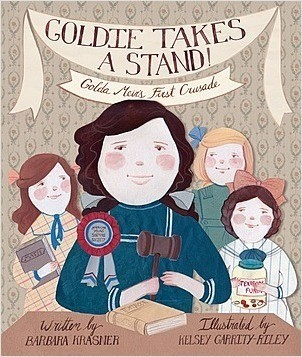 Cover: Goldie Takes a Stand: Golda Meir's First Crusade