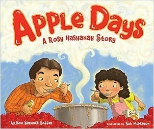 Cover: Apple Days: A Rosh Hashanah Story