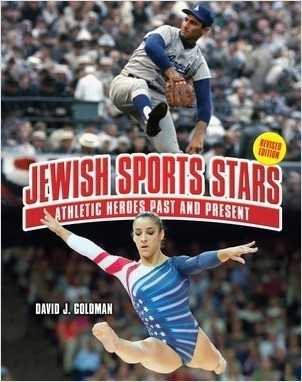 Cover: Jewish Sports Stars: Athletic Heroes Past and Present