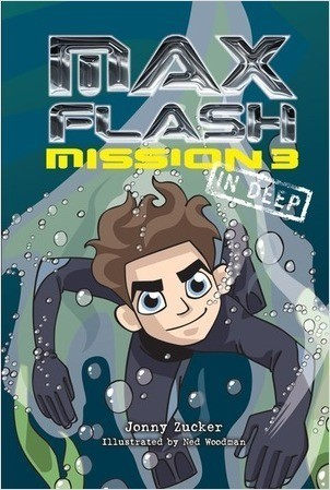 Cover: Mission 3: In Deep