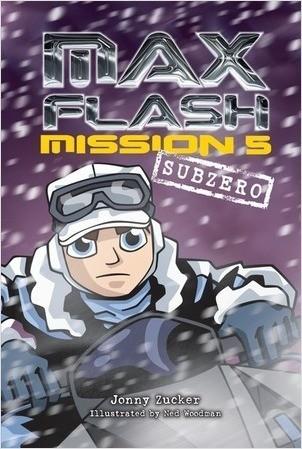 Cover: Mission 5: Subzero