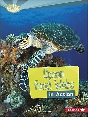 Cover: Ocean Food Webs in Action