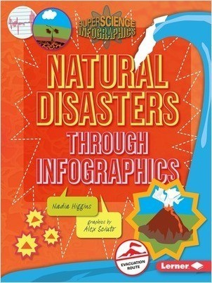Cover: Super Science Infographics — Library Bound Set