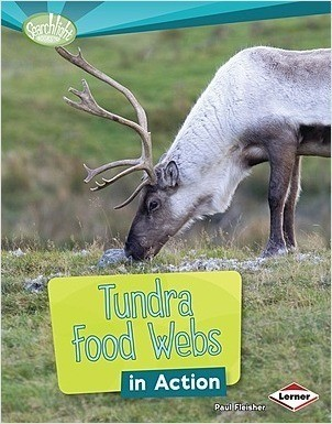 Cover: Tundra Food Webs in Action