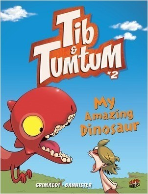 Cover: My Amazing Dinosaur: Book 2