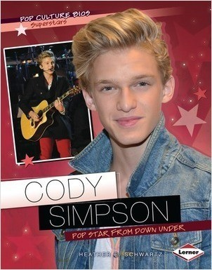 Cover: Cody Simpson: Pop Star from Down Under