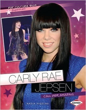Cover: Carly Rae Jepsen: Call Her Amazing