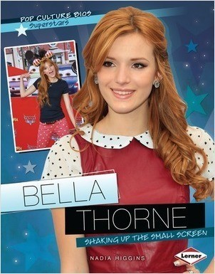 Cover: Bella Thorne: Shaking Up the Small Screen