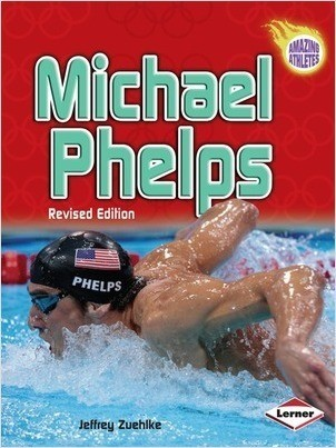 Cover: Michael Phelps, 3rd Edition