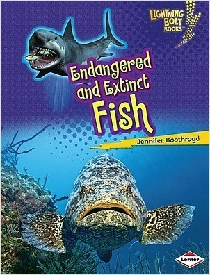 Cover: Endangered and Extinct Fish